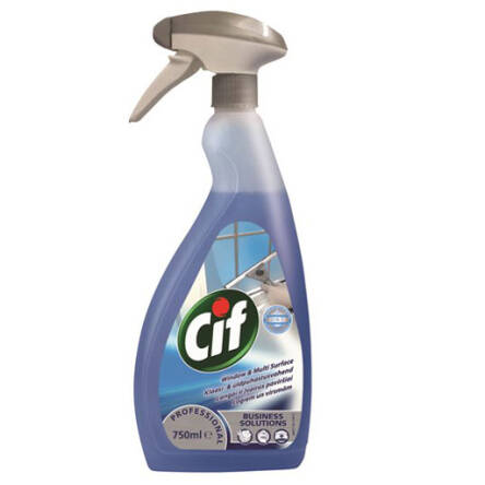 Cif Window & Multisurface Cleaner płyn 750 ml