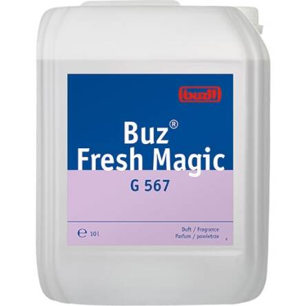Buz® Fresh Magic G 567 Buzil Neutralizator zapachów 10 litrów - Buz® Fresh Magic - neutralizator zapachów