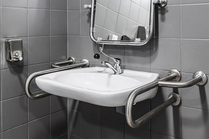 Toaleta Z Dostępem Dla Osób Niepełnosprawnych Istotne