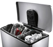 Kosz do sortowania odpadów