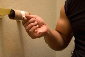 Utrzymanie czystości w WC miejscu pracy