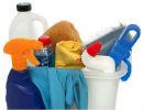 Sprzątanie toalety publicznej