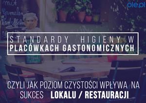 Standardy higieny w restauracjach